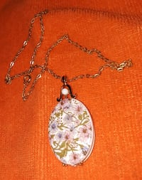 Vintage chain and locket pendant Palmdale, 93550