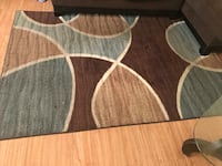 5by 7 area rug $100 I'll deliver free  Bristol, 19007