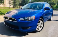 2009 Mitsubishi Lancer Clean title Low priced High value  Silver Spring