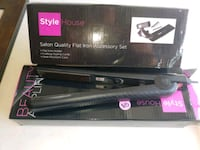Flat iron with accessories  Ladson, 29456