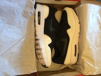 Nike Air Max 1 Ultra Moire size 8 DS Black& White 多倫多, M2N