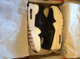 Nike Air Max 1 Ultra Moire size 8 DS Black& White