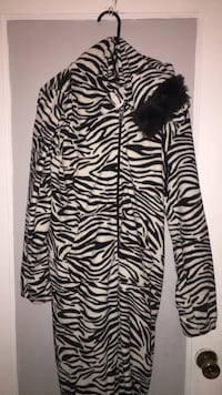 Zebra Onesie from Bluenotes (Large) St Catharines, L2R 6P3