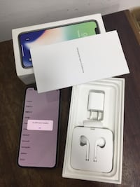 unlocked white iphone x Alexandria