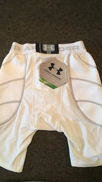 Youth Large Under Armour compression shorts