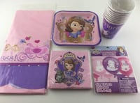 Brand new Sofia the First party set Bergenfield, 07621