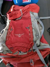 Osprey 48L backpack Toronto, M2N 5P6