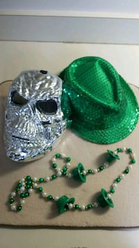 Mardi gras accessories