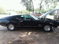 Ford - Mustang - 1972 Gulf Breeze