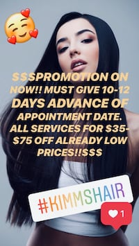 Hair Extensions PROMOTIONAL PRICING. Tape/Fusion/Microlink/Clip in Toronto