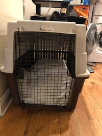 "Large dog crate 36""x24"" in great shape 574 mi"