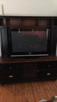 "42"" Plasma TV and  entertainment center Los Angeles, 90019"