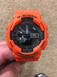 G-Shock Watches! Make me an offer! Blue and Orange are sold! Katy, 77494