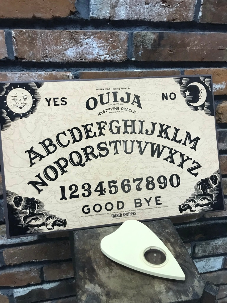Vintage Ouija Board in Original Box