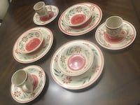 Very clean plates and dishes in excellent condition  Tampa, 33617