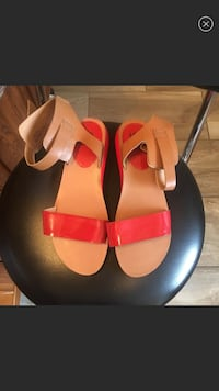 Kelsi dragger Sandals New size 8.5 Harker Heights, 76548