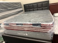 Mattress bed frame $350