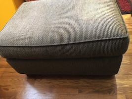 Chair and ottoman for Sale - alpharetta