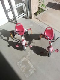 tricycle $10 each Gilbert, 85233