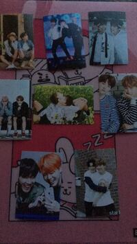 BTS Photocards  Los Angeles, 91343