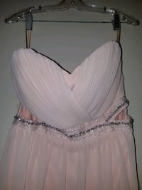 Light Pink Bustier Dress! Toronto, M1E 2N1
