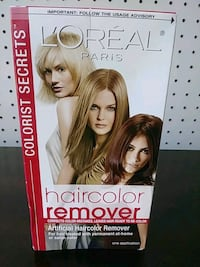 Loreal Paris Artificial Haircolor Remover. Remove Unwanted Color!