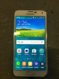 Sprint galaxy s5 unlocked 16 gb Arlington, 22202