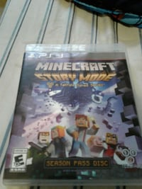 ps3 minecraft story mode Los Angeles, 90061