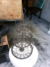 Firm price metal rack 20 in