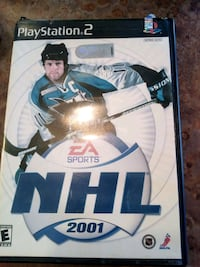 PS2 - NHL 2001 Allendale Charter Township, 49401