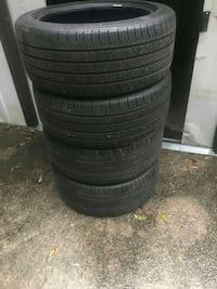 245/45 r18 continental pro-contact