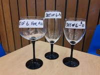 18-Piece Stemware Set--Price Reduced!