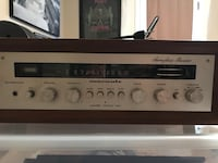 Akai GX-M30 cassette deck AND Marantz Model 26 Stereophonic Receiver Renton, 98059