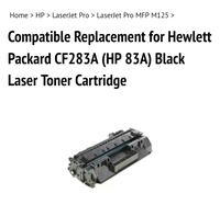 Compatable Replacement for HP Black Laser Toner Ca Oklahoma City, 73128