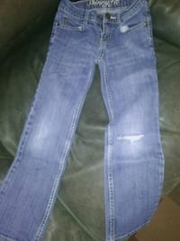 Girls Jeans (size 6) Omaha