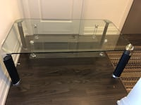 Glass coffee table Markham, L3T 0C9