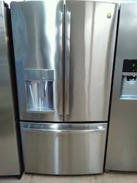 GE French Style Refrigerator Fayetteville