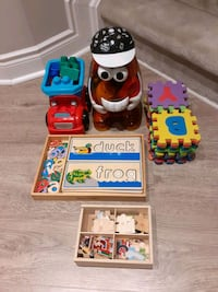 Toddler Toy Set  Richmond Hill, L4C 0S5