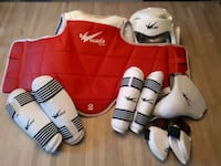 Full set of sparring gear Edmonton, T5Z 3R4