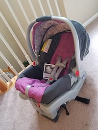 Graco FastAction Fold Stroller and Infant Car Seat Travel System Montgomery Village, 20886
