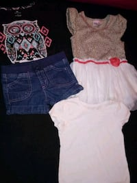 TODDLER GIRLS SIZE 2T South Bend, 46619