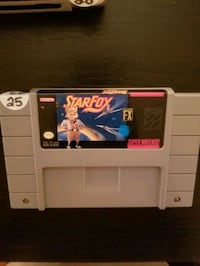 Starfox for SNES Vaughan, L4L