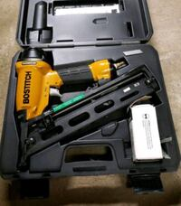 Bostitch Finishing Nail Gun with $40 in nails New Haven, 06513