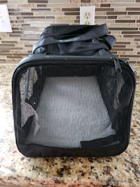 Small Pet Carrier --Jaula pequeña para tu mascota Missouri City, 77489