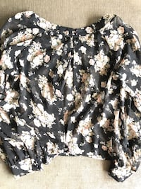 Black and white floral dress Toronto, M6M 3L6
