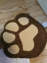Bear claw for small dog or cat