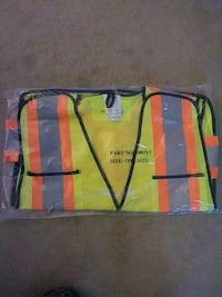 New Work Vest One Size Fits All. In the bag still Edmonton, T5B 3P5