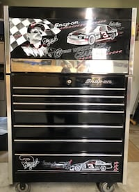 Limited Edition Dale Earnhardt Toolbox SMYRNA