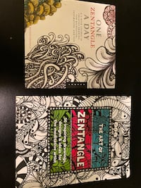 Zentangle learning books