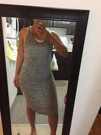Grey dress 536 km